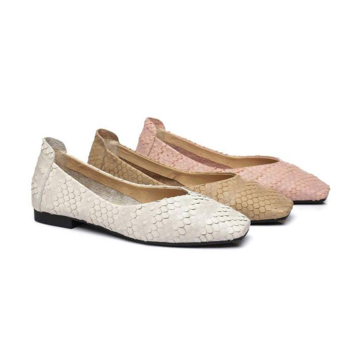 AS UGG Women Flat Shoes Serena AS7005