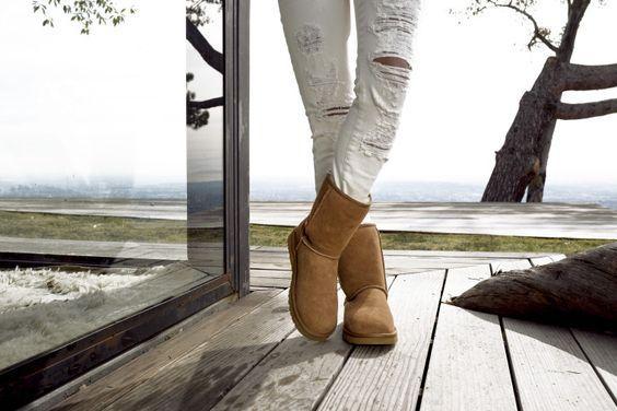 4 Fashion-Forward Ways To Wear Ugg Boots Year Round